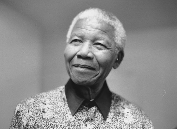 Today marks the 101st birthday of Nelson Mandela, a man who believed in human rights for all.  The Nobel Peace Prize laureate was South Africa's first black president. 'Madiba', as he was affectionately known, is among the great heroes of history.  #MandelaDay