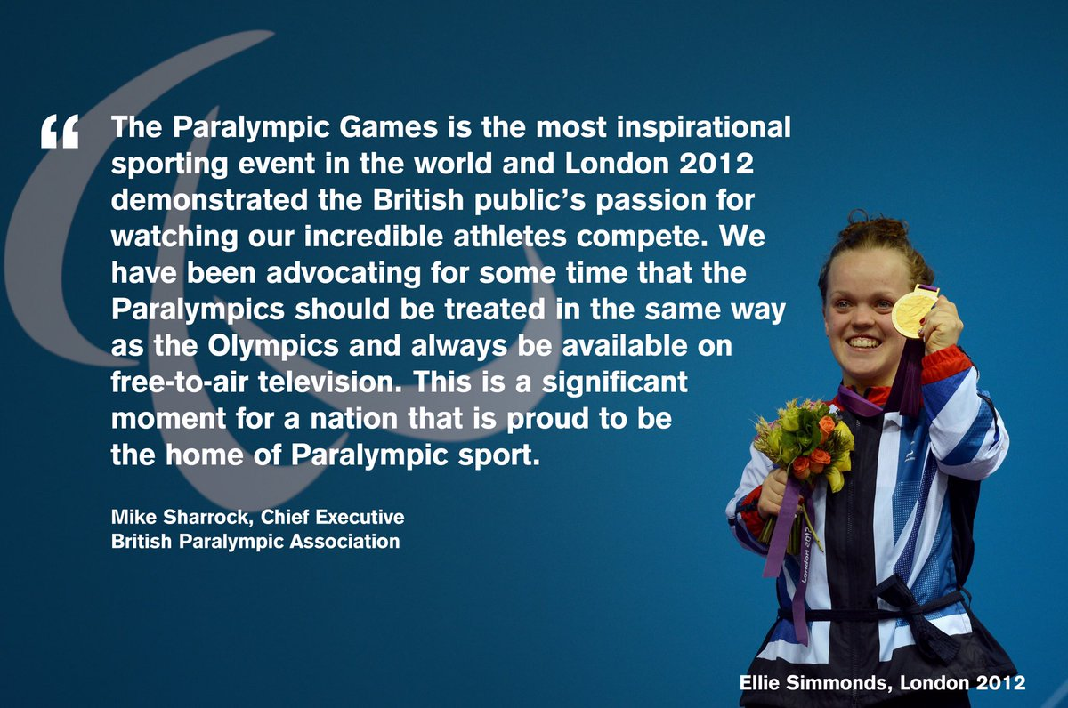 "| ""A significant moment for a nation that is proud to be the home of Paralympic sport""  #CrownJewels<br>http://pic.twitter.com/N0uwEV7Wqd"