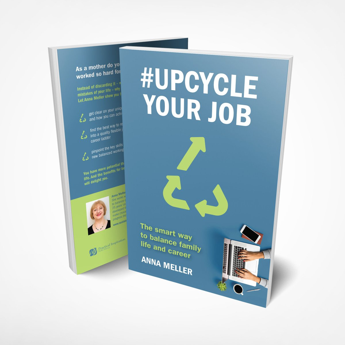 Employers: my book offers a straightforward process for making jobs more #flexible AND #balanced