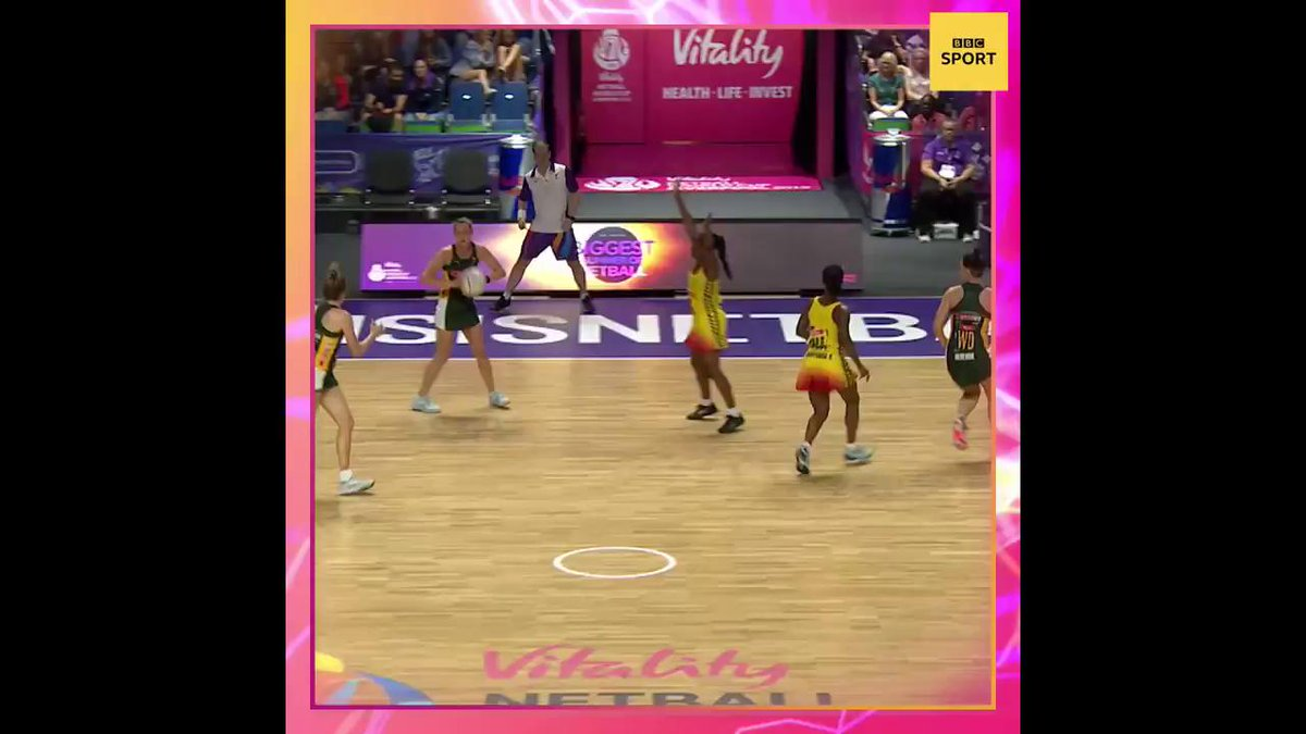 They're already in the semi-finals, but will they top the group?England return to action at the Netball World Cup later today.Watch the Roses v South Africa on @BBCiPlayer and @bbcsport from 20:00 BST #bbcnetball #ChangeTheGame