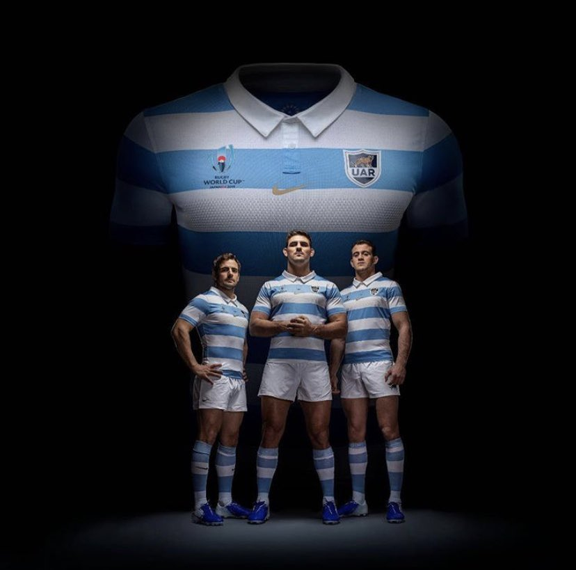 test Twitter Media - .@lospumas have released their official #RWC2019 jerseys https://t.co/oikdxcQJKx