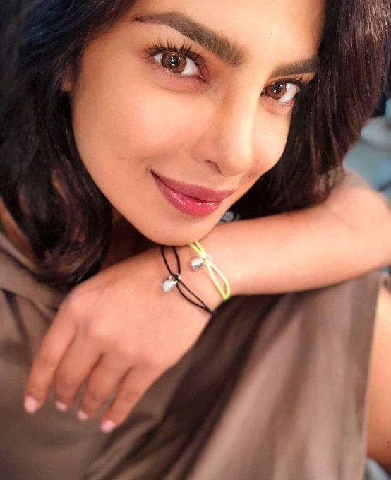 Happy birthday priyanka Chopra , may you have a light year ahead