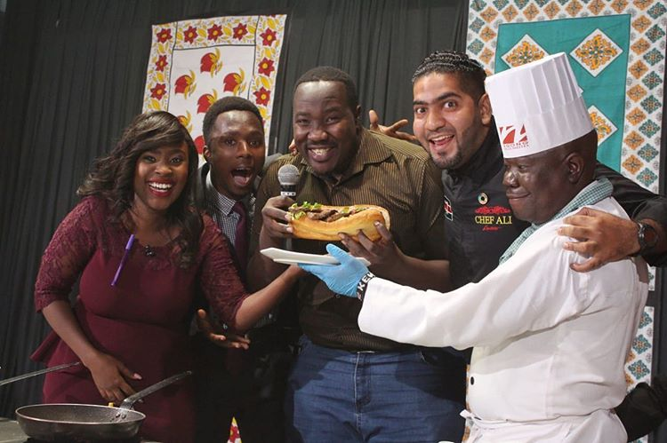 We all love food on #Daybreak thanks for watching @iamkimanimbugua @zindzi_k @chefalimandhry Chef Kennedy on @citizentvkenya<br>http://pic.twitter.com/abOFNKeLxV