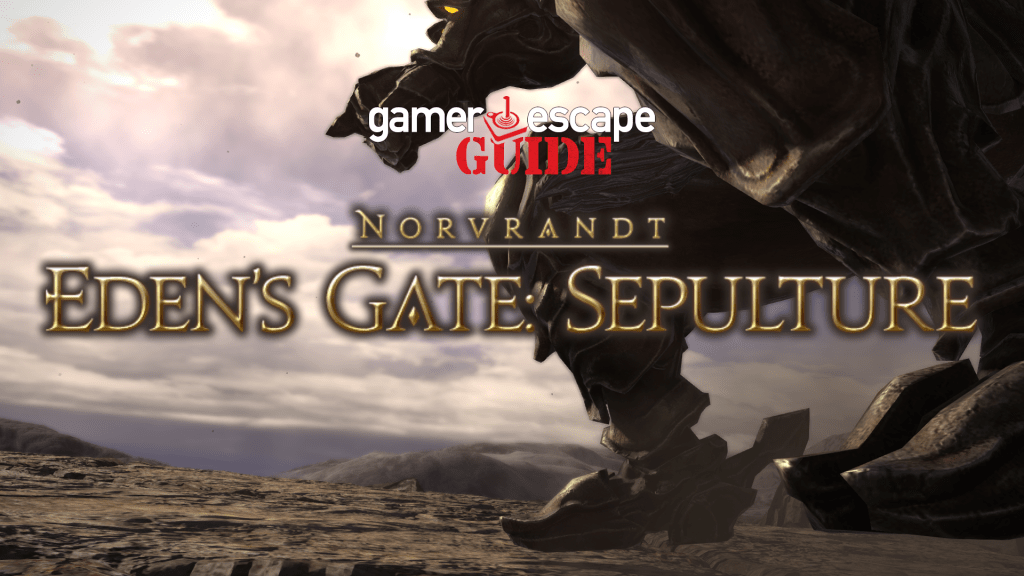 Our #FFXIV guide for Edens Gate: Sepulture is here! gamerescape.com/2019/07/18/ffx…