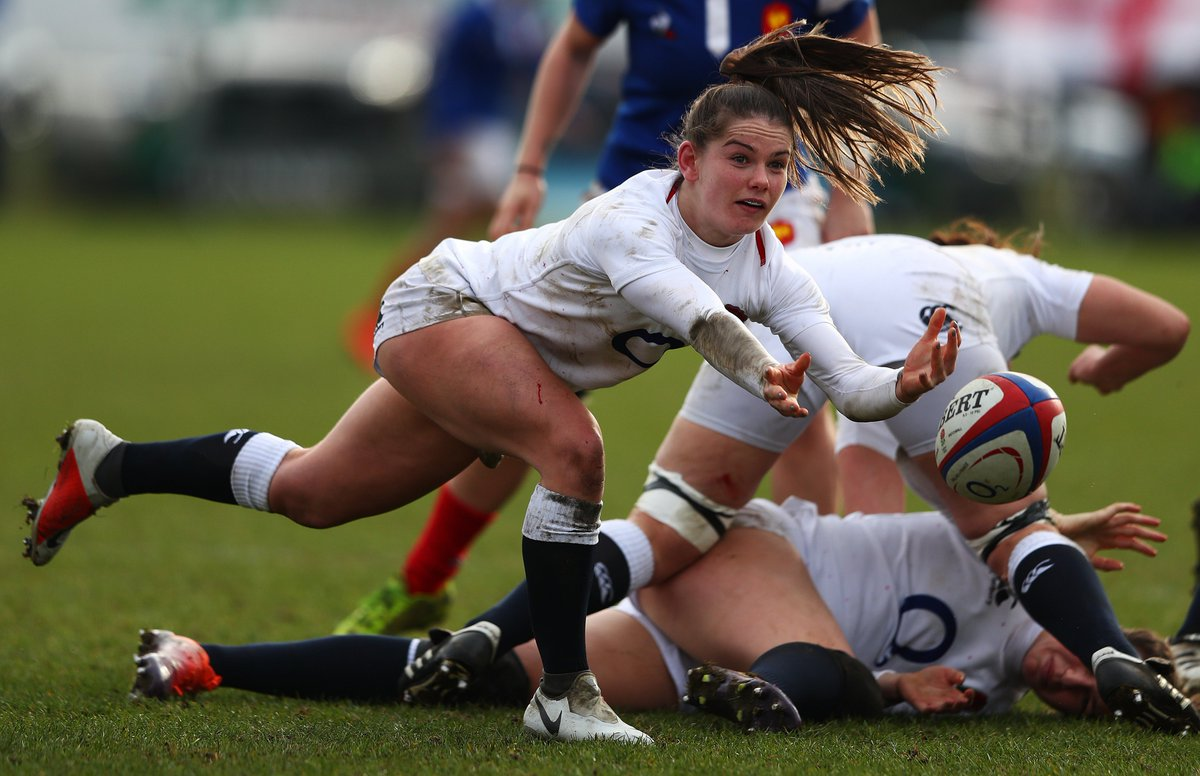 test Twitter Media - Happy birthday to #RedRoses scrum half @leanneriley189 🌹  Bio ➡ https://t.co/hXi8BcJ1BJ https://t.co/wUE9gXr1vJ