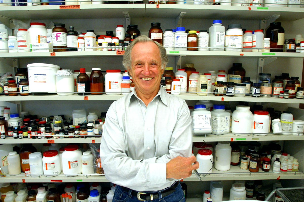 From homeless street urchin to successful scientist and Nobel Laureate.  Mario Capecchi, born 1937, spent years on the streets in Italy and nearly died of malnutrition in a hospital. He was awarded the 2007 Medicine Prize.   Read Capecchi's story: https://bit.ly/2JW6ek1