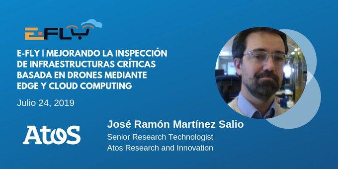 Preparados para nuestro evento de #EFLY del 24 de Julio! Nuestro compañero Jose Ramón...