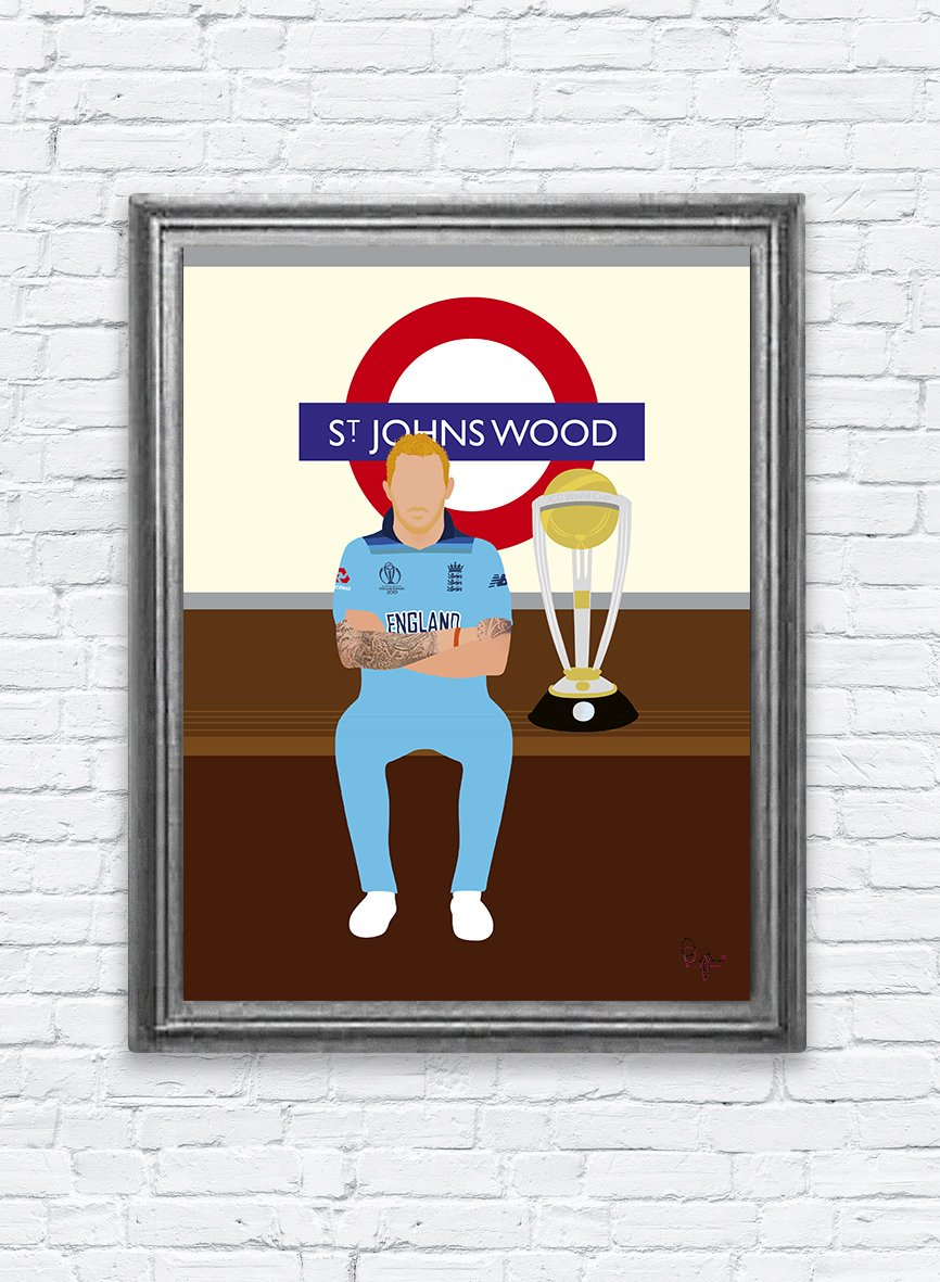 COMPETITION TIME!! Would you like to win this commemorative  @benstokes38 print? All you have to do is FOLLOW me and retweet this tweet!! Lucky winner will be announced next week #Art #BenStokes #BarmyArmy #CricketWorldCupFinal #England #RISE #Ashes #TheAshes #Lords<br>http://pic.twitter.com/IQTWYX1q9P