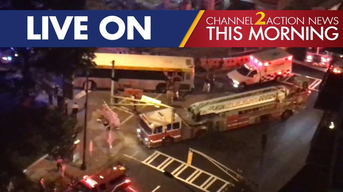 Scooter rider hit, killed by bus in Atlanta: 2wsb.tv/2XJUtEq @DarrynMooreWSB has this story next at 5:30am