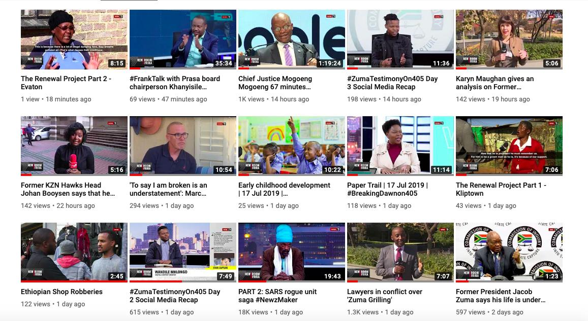 Subscribe  to our @Youtube Channel for the latest video updates #Newzroom405   SUBSCRIBE NOW: https://www.youtube.com/channel/UCQMML3hAsx-Mz9j9ZN0tThQ?view_as=subscriber…