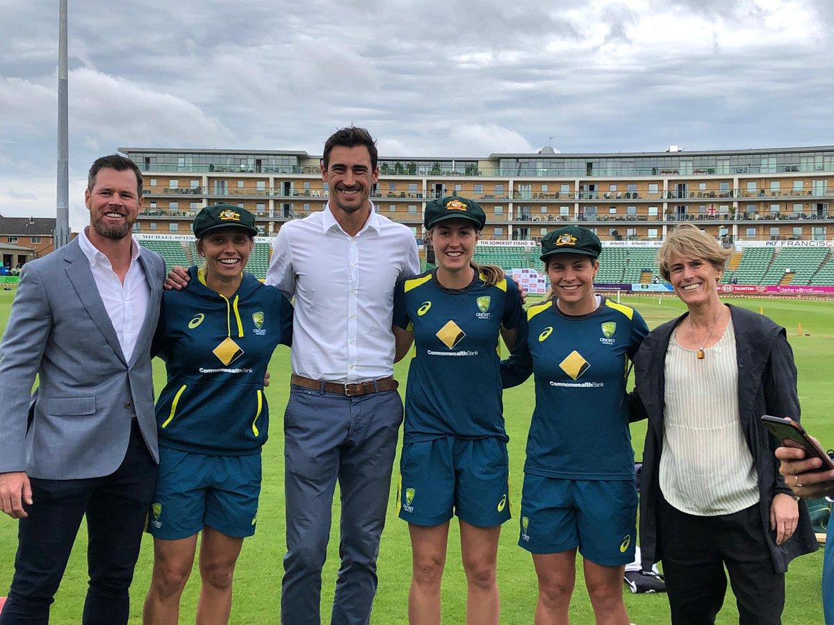 Australian Women S Cricket Team On Twitter What A