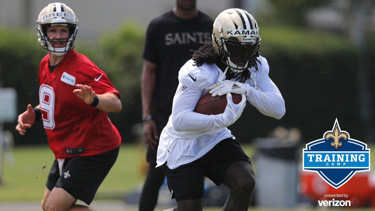 Tickets to #Saints Training Camp presented by @verizon are now open for everybody! Sign up -> seatgeek.com/venues/ochsner…