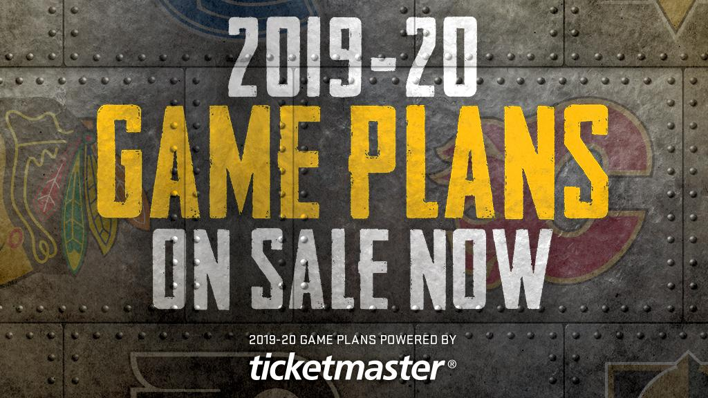Get your Game Plan for the 2019-20 Season now and save off box office prices. Choose from a variety of plans and secure your seats today: https://bbru.in/30yiLhE
