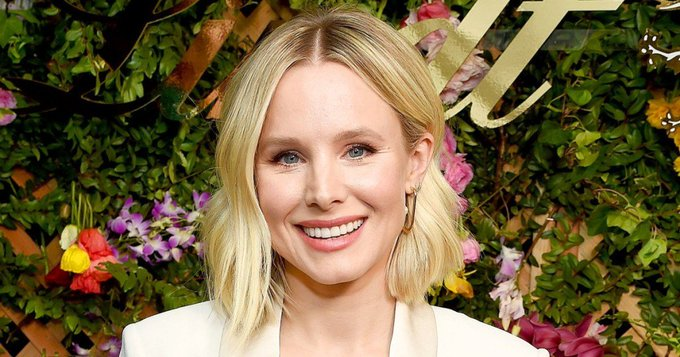 Happy Birthday! Watch Kristen Bell\s Daughters Hilariously Guess HerAge