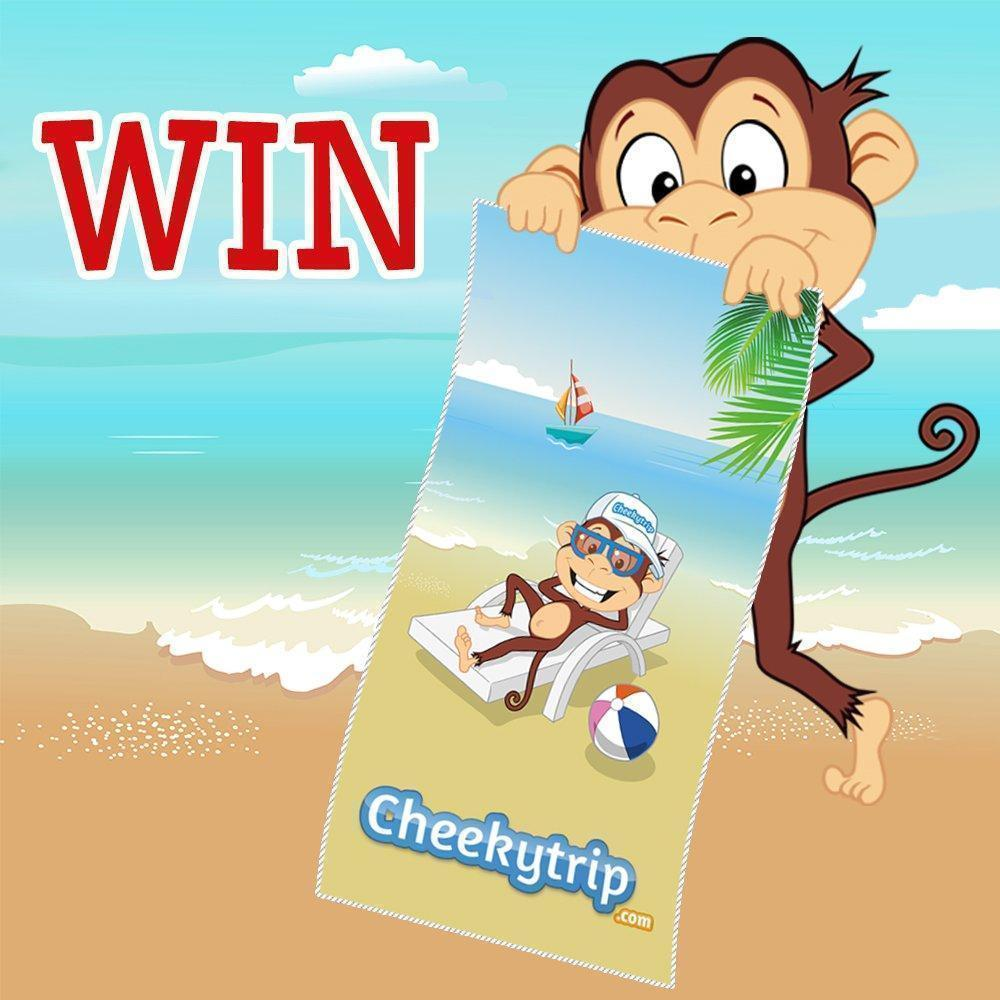 🎉 #Competition Time 🎉 🏖️ 10 Cheeky Beach Towels up for grabs 🏖️ Follow & RT for the chance to #WIN Good luck 🍀 All 10 winners will be announced on Friday 19th July #thursdayvibes #ThursdayThoughts #ThursdayMotivation