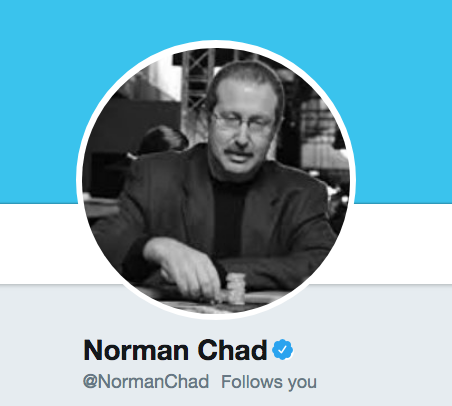 Care to come on the podcast and discuss, @NormanChad?