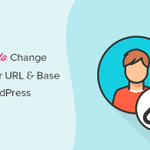 Image for the Tweet beginning: How to Change Author URL