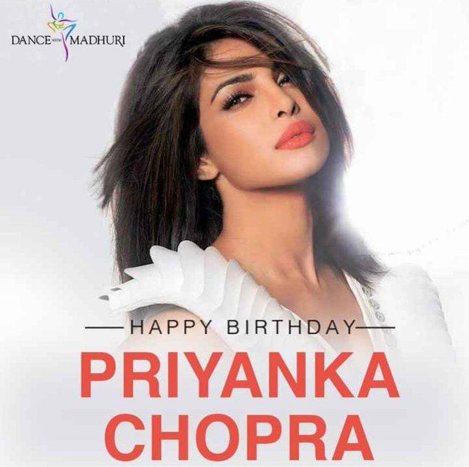 HAPPY BIRTHDAY...   MY DREAM GIRL...   PRIYANKA CHOPRA...