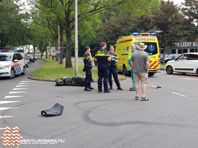 Scooterrijder gewond bij ongeluk Koningin Julianaweg https://t.co/yTURk3efwO https://t.co/aYVX8KVmkr