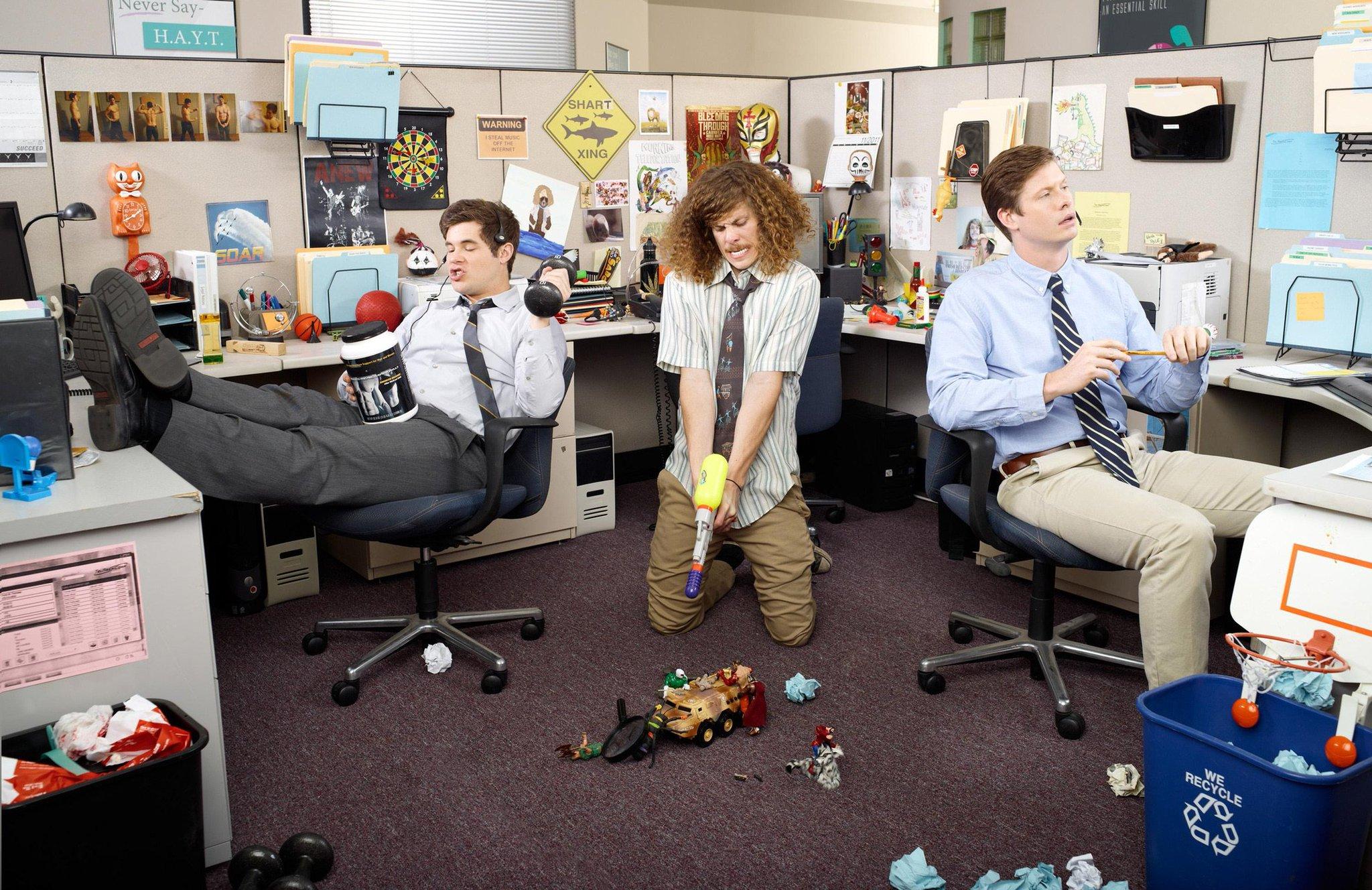 Офис прикольные картинки, день рождения