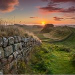Image for the Tweet beginning: Ever fancied walking along Hadrian's