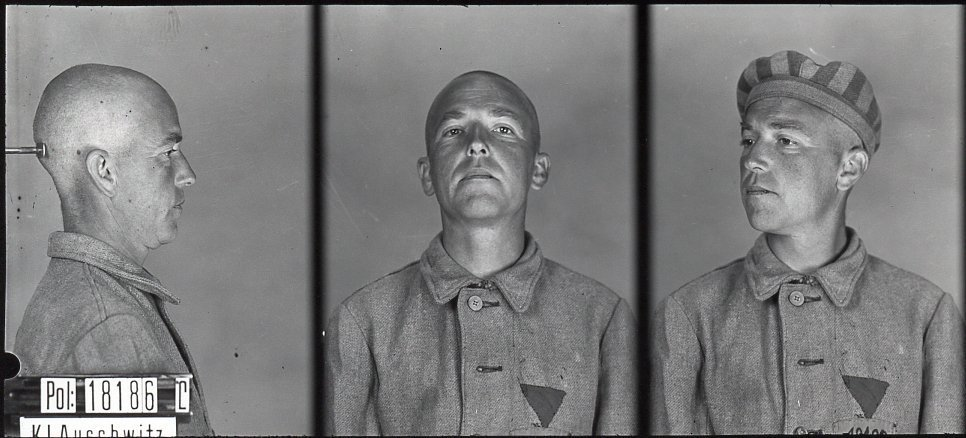 18 July 1941 | Joachim Corteillo, a farmer born in #Valencia, #Spain on 4 January 1910, was among 95 prisoner registered in #Auschwitz. He was deported from Gestapo prison in Bremen. He received number 18186. He perished in the camp on 1 September 1942.