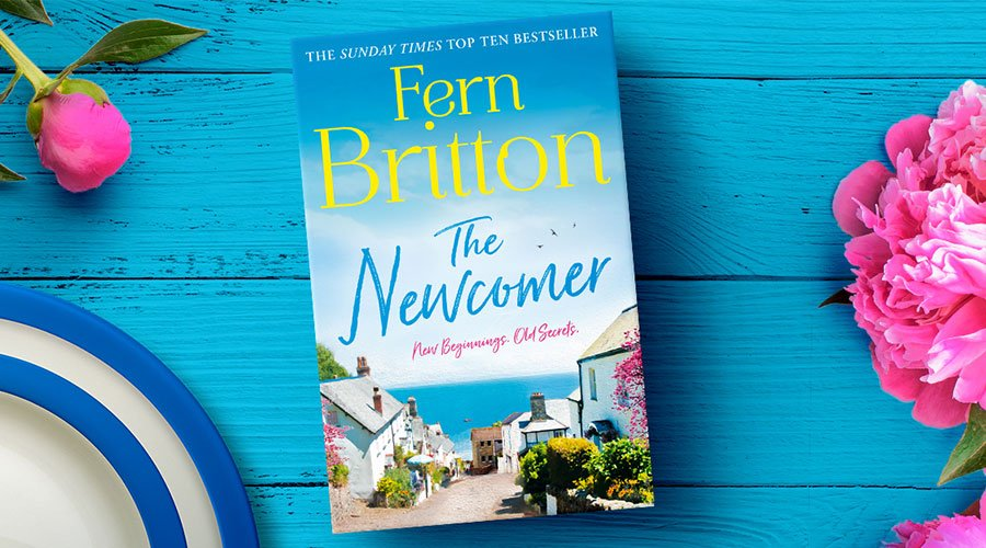 RT+follow by 9am tomorrow for the chance to #win 1 of 3 signed copies of #TheNewcomer by @fern_britton! @harperfiction #FreebieFriday