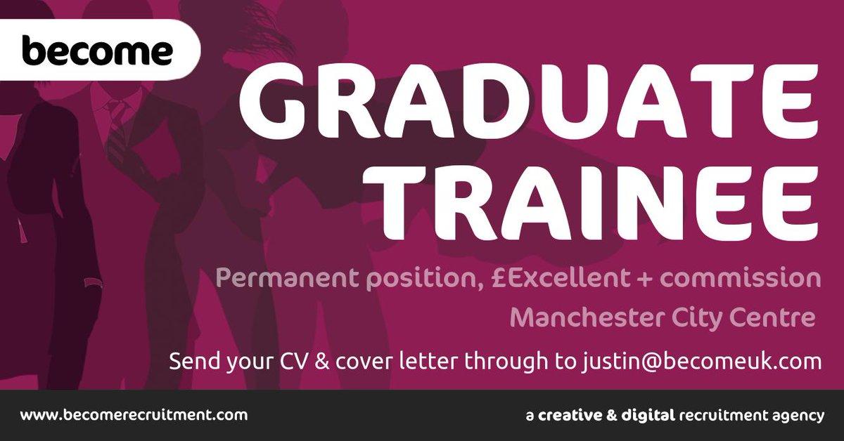 টুইটারে #graduaterecruitment হ্যাশট্যাগ