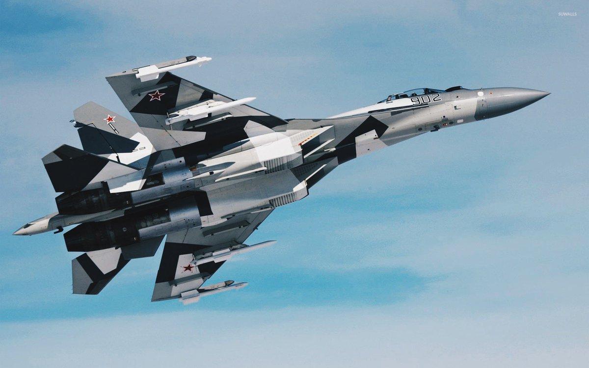 روسيا تعرض بيع مقاتلات Su-35 إلى تركيا  D_wMlhhXYAE8dYP