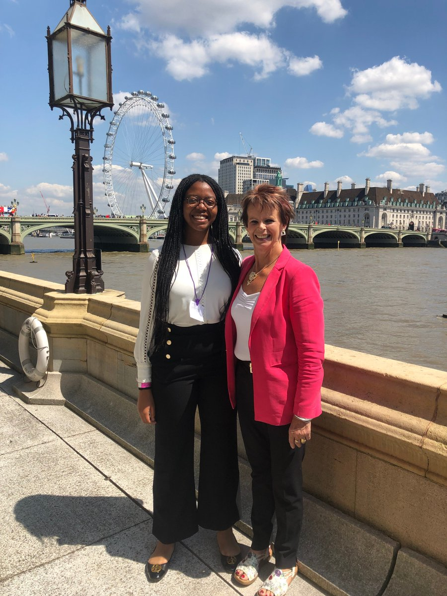Such a joy to have Oge in my office for work experience this week. I hope you found the visit useful and it was great to meet you! @stcatsbramley