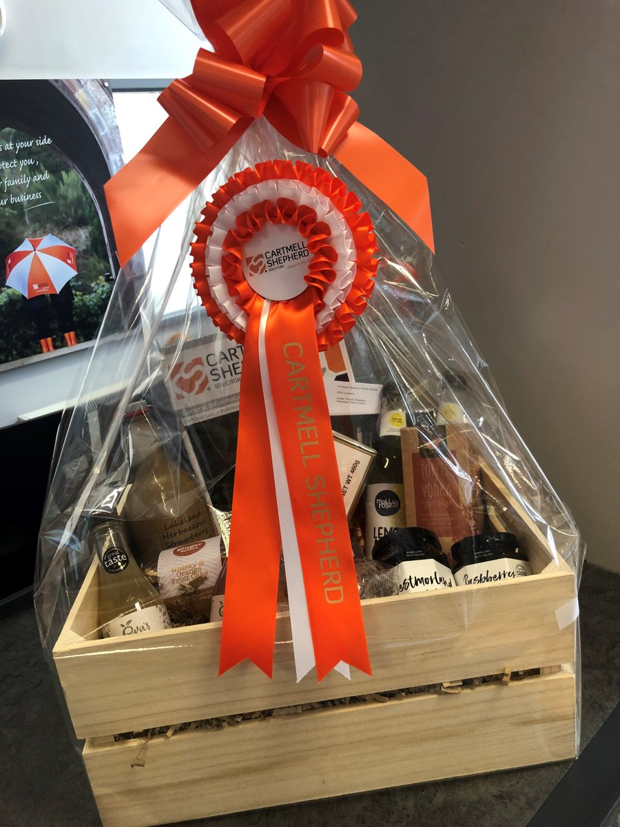 Don't forget to bring your invite to @PenrithShow on Saturday to enter into our FREE prize draw for your chance to win this luxury #local hamper!  Thank you to those that donated such wonderful produce to make up this amazing prize!   #ShopLocal #PrizeDraw #PenrithShow19<br>http://pic.twitter.com/1ttmbnIVXi