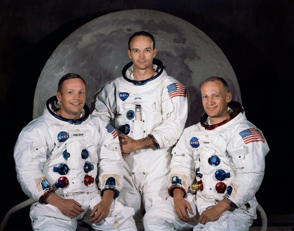 Exactly 50 years ago today, we were on our way to the Moon! It was an honor to work with this crew and a privilege to complete the mission of a lifetime. #ApolloXI   http:// roadtoapollo50th.org     <br>http://pic.twitter.com/14gwL8YFcu