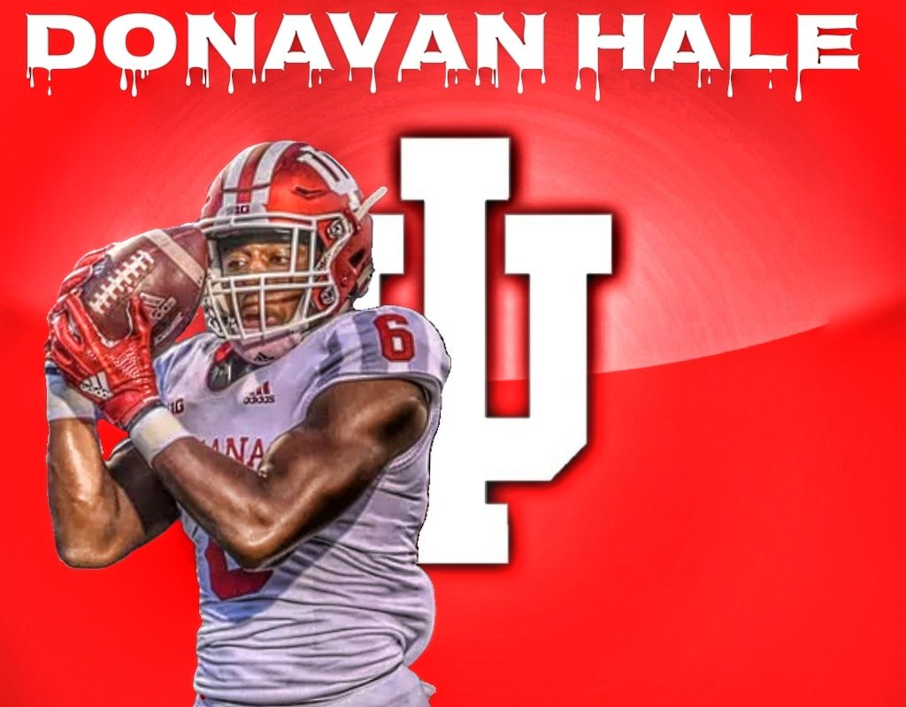 🔴 WR Spotlight 🔴 Indiana Hoosiers WRs Donavan Hale Ty Fryfogle Nick Westbrook Whop Philyor These four combined for 136 receptions, 1,714 receiving yards and 14 recieving touchdowns last season. All four are back this season so make sure to remember the names!!!!!!!!
