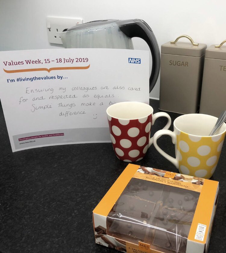At our team meeting this week we talked about how we live our values. #Telford Wound Healing Service #LivingTheValues @ShropCommHealth<br>http://pic.twitter.com/H5110trULT