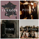 Image for the Tweet beginning: #Terroir, #people, #time, #exception at