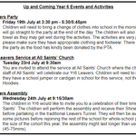 Image for the Tweet beginning: **Year 6 Parents** Information about up