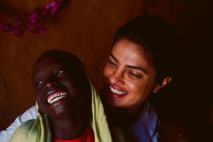 One of the best actor in the world Priyanka Chopra happy birthday