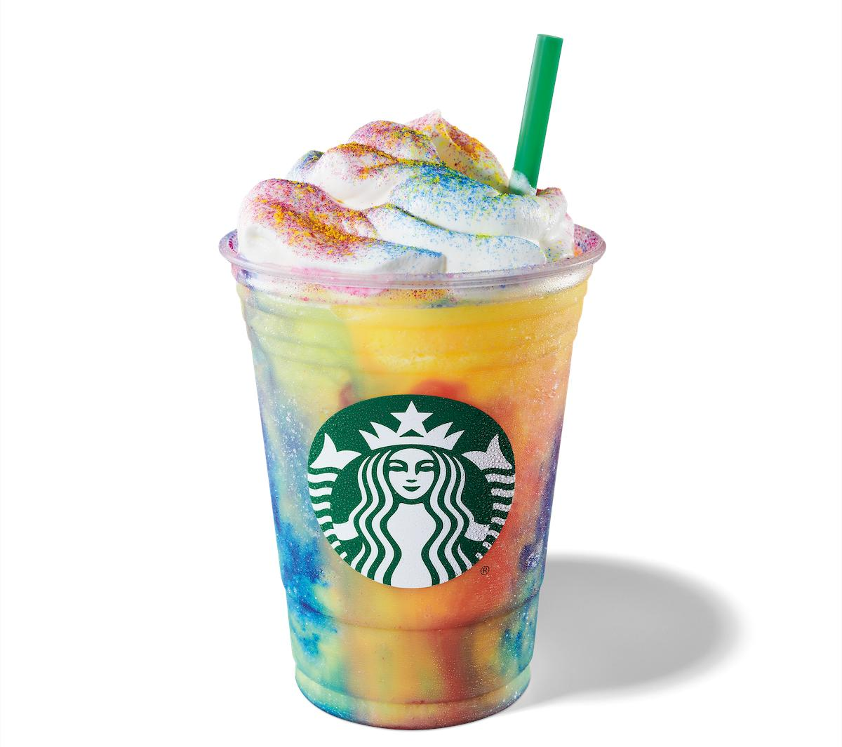 Starbucks Launches New Tie Dye Frappuccino(R) Blended Beverage @StarbucksCanada Starbucks Launches New Tie Dye Frappuccino(R) Blended Beverage - https://t.co/NozMaeIH3W https://t.co/1Lo6eIh8SA