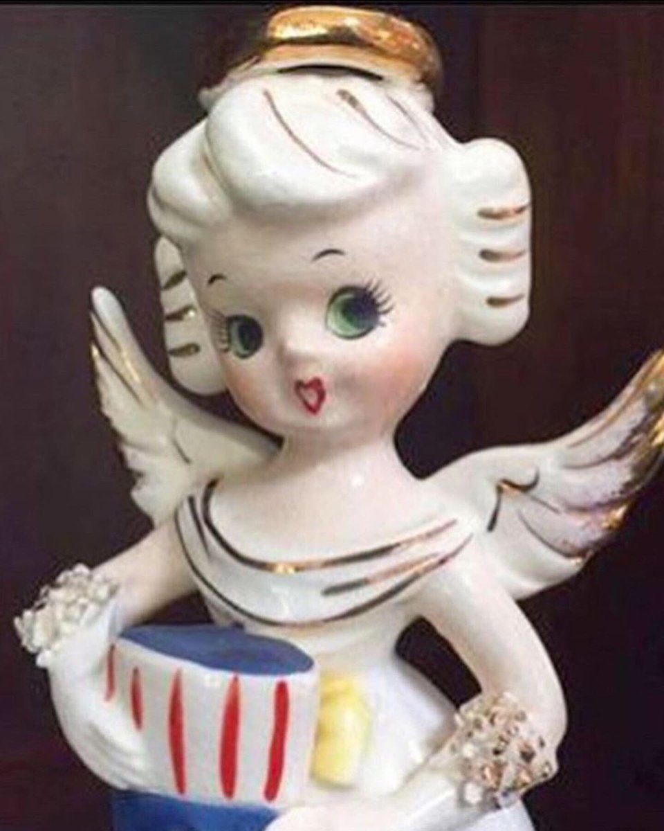 https://etsy.me/2Oi1NTJ  A special way to celebrate July birthdays 🥳 #etsyshopping #etsygifts #vintage #gotvintage #julybirthday #julybaby #borninjuly #birthdayangel #angelofthemonth #julyangel #angelfigurine #angel #vintagecollectibles #giftideas #uniquegifts
