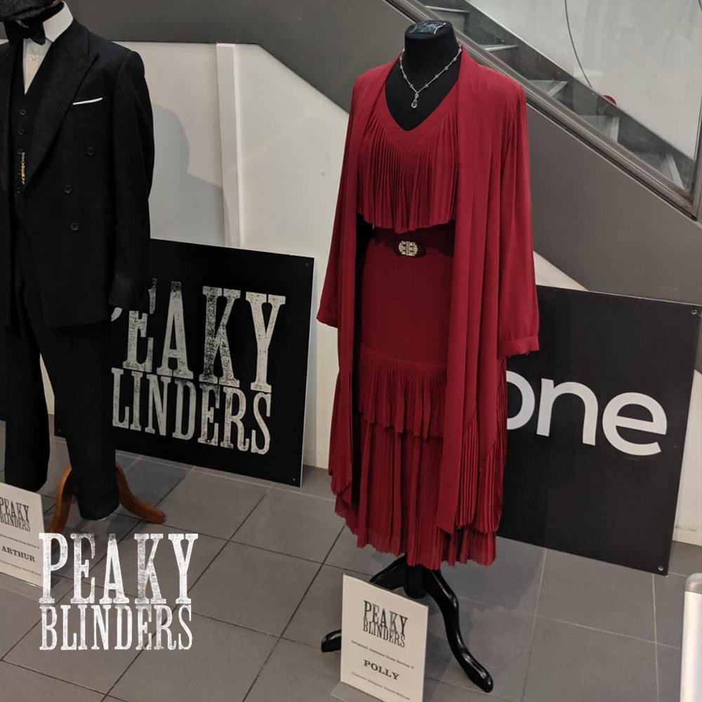 Outfits sorted for tonight's #PeakyBlinders Series 5 world premiere in Birmingham. Let us know if you're coming along