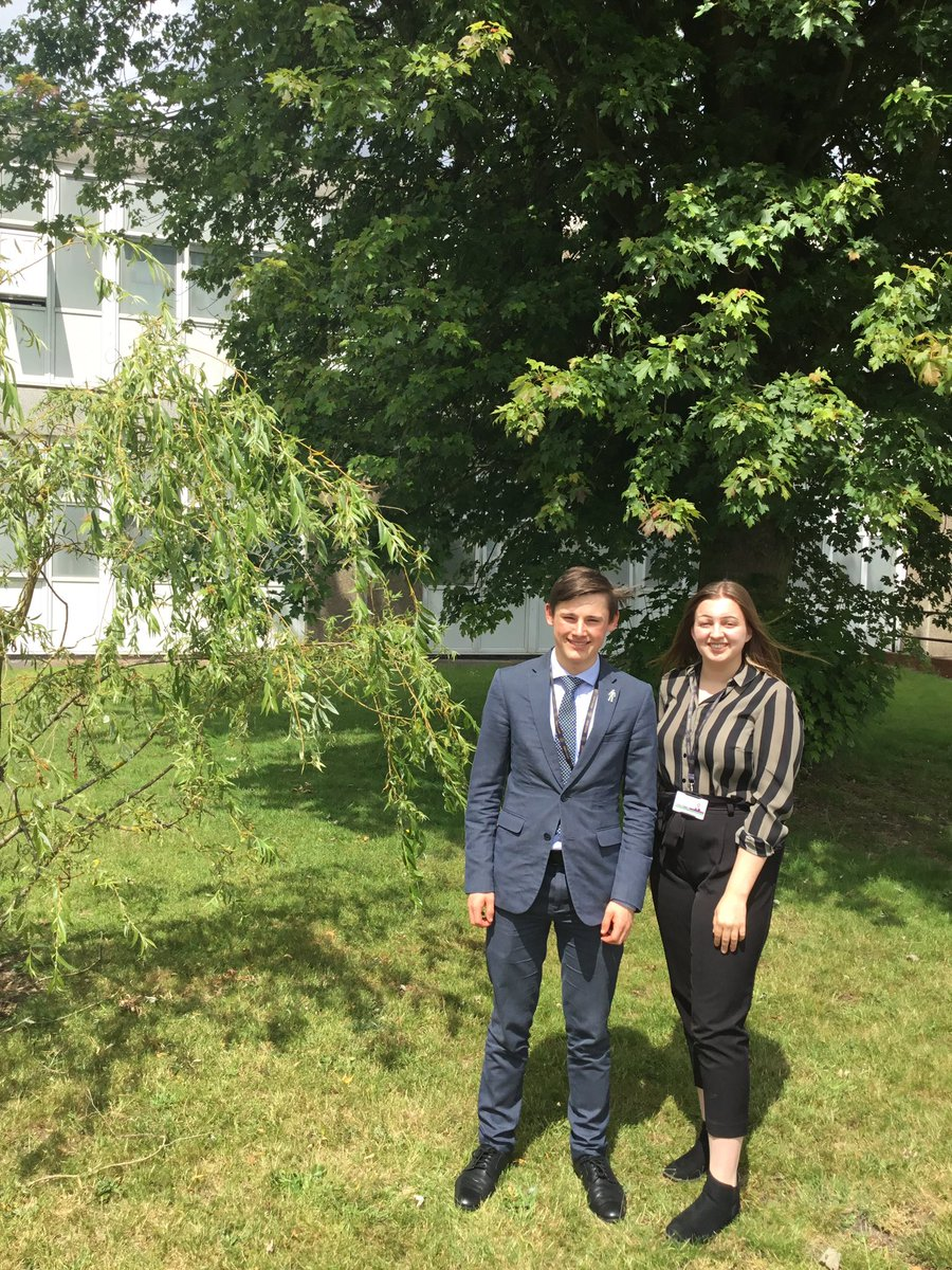 Congratulations to Charlie and Emilia on their new Head Boy and Head Girl appointments. Looking forward to working with them to showcase EDA to our many visitors. They will do a fantastic job because they are first class students. #weareEDA #proudtobeEDA