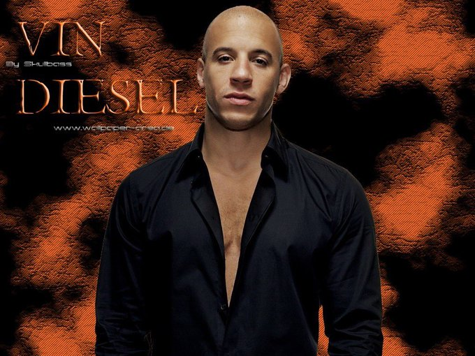 HAPPY BIRTHDAY VIN DIESEL - 18. July 1967. Alameda County, California, USA
