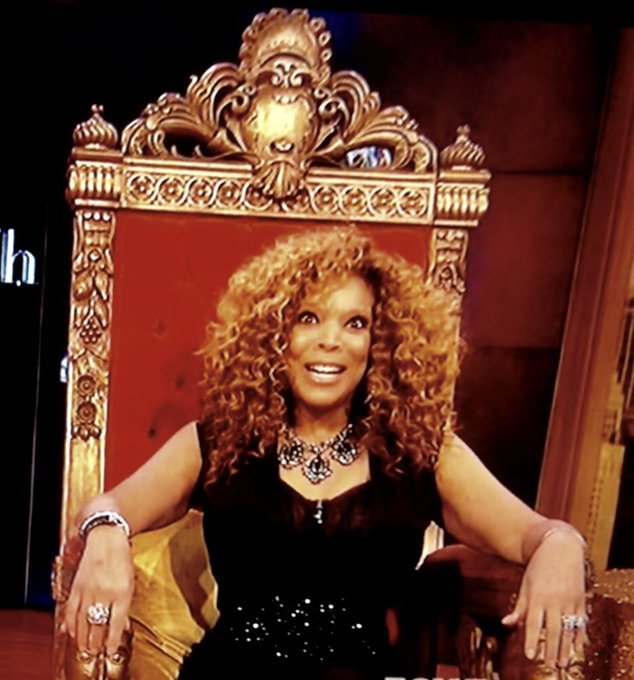 Wendy Williams! Happy Birthday Today! You Rock! How You Doin?!