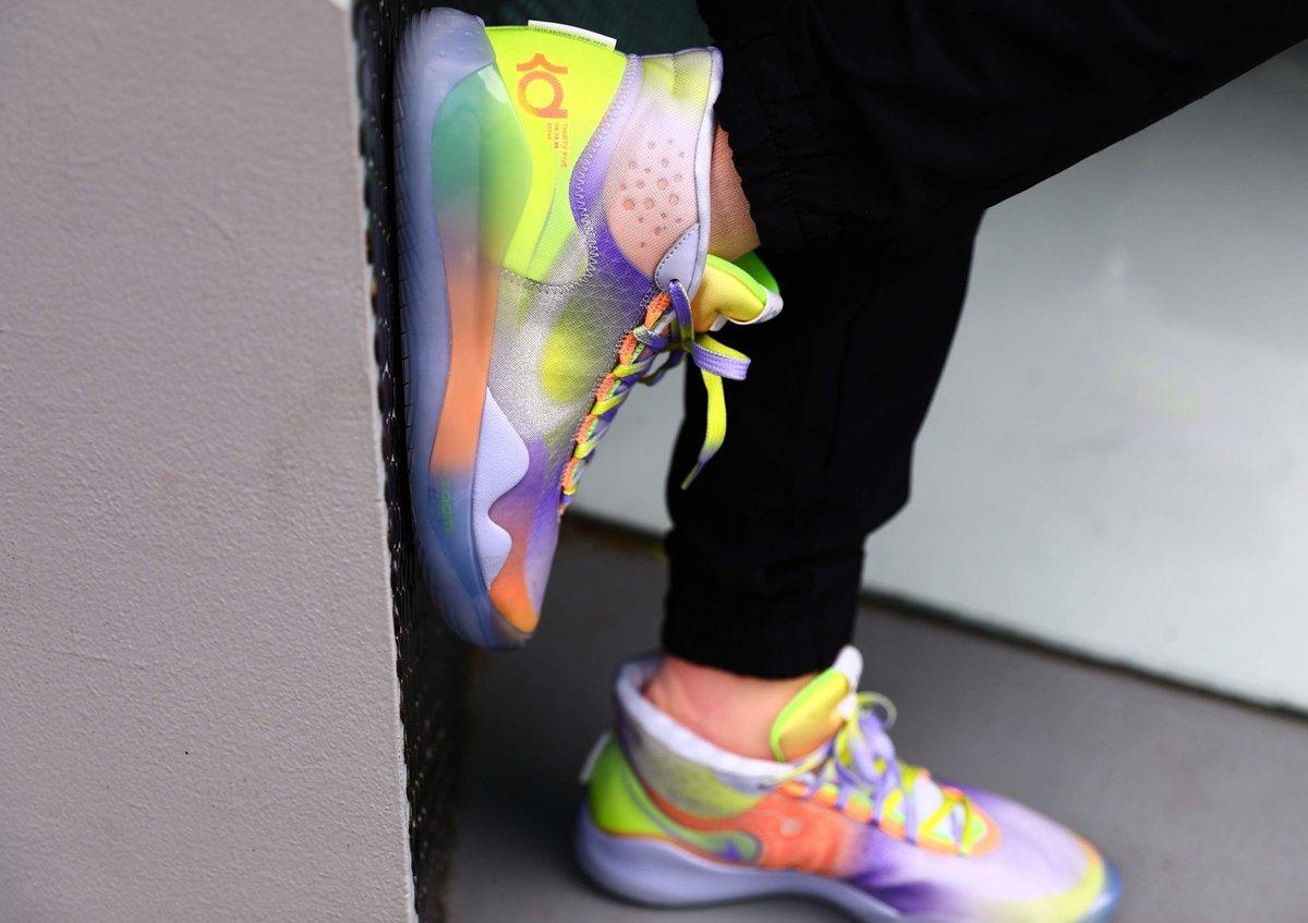 Ad: Releasing in 25mins Nike KD
