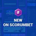 Image for the Tweet beginning: 🔁 ScorumBet update 3.0  Scorum Team