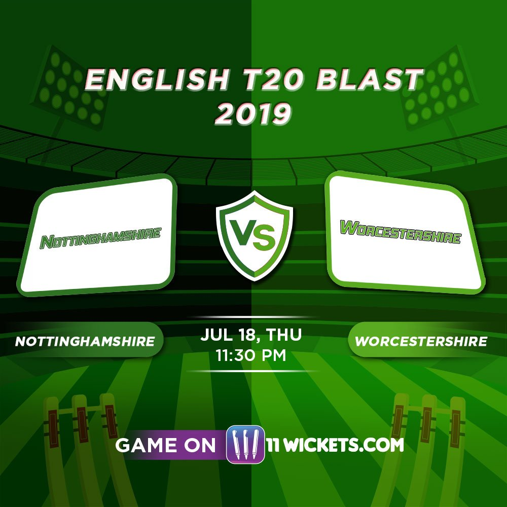 Brace yourself for back to back cricket action from English T20