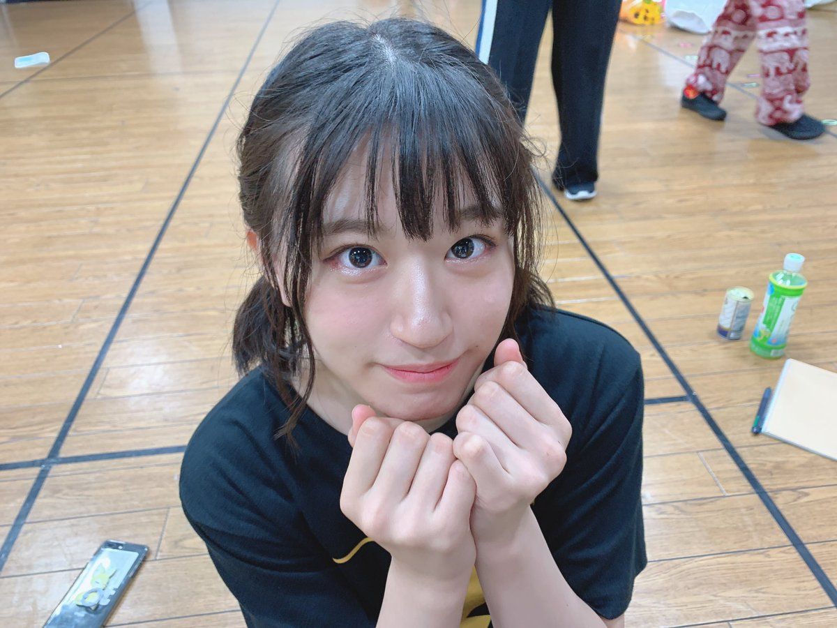 #2番目のドア公演 ありがとうございました😊💓#NMB48 21stシングル「#母校へ帰れ!」の詳細が発表され、MVも公開されました(^^)/つまづいたときに、この曲を聴いてあの頃を思い出してくださると嬉しいです☺️たくさん聞いて私のこと見つけれーちゃんしてねっ👀👀💓