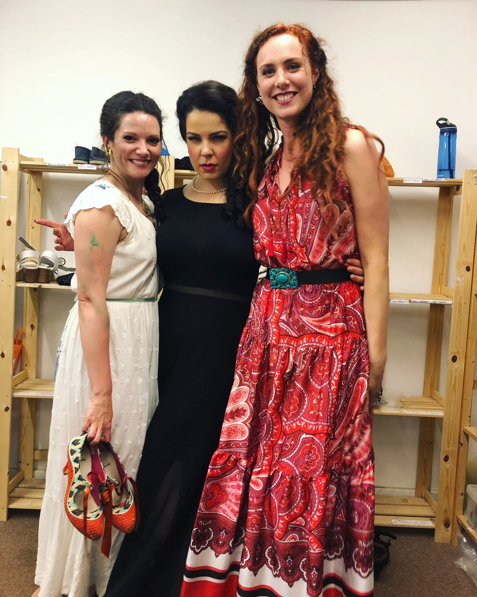 I'll be seeing these super strong women later today! Lets get him girls!! Representing 3 different continents & countries; Canada, Brazil & Australia! #DonGiovanni with @GarsingtonOpera  #theLadiesOfDonG<br>http://pic.twitter.com/AIHQZYow9V