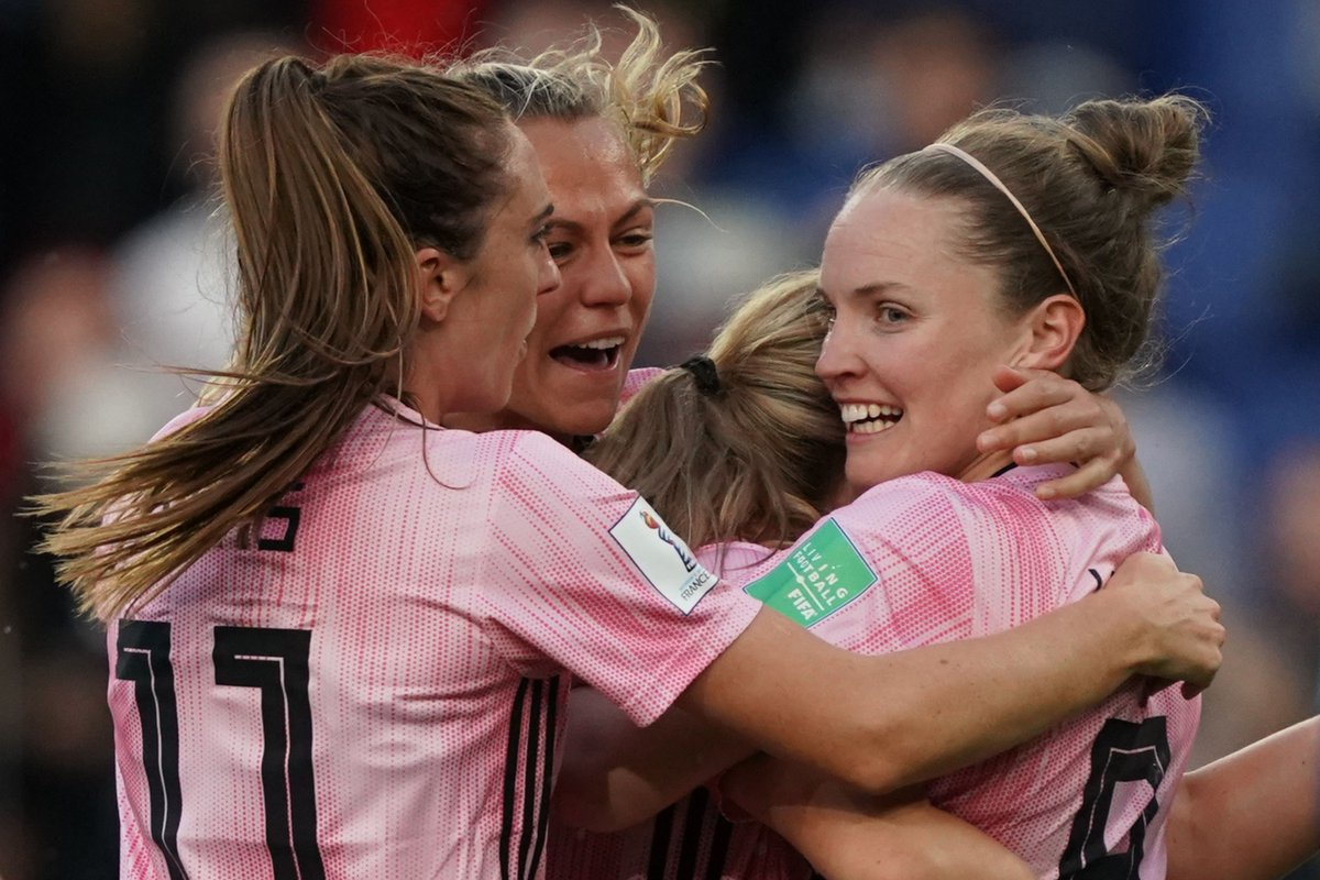 """🗣 """"For the #FIFAWWC to be televised globally is massive, but now we need to take advantage of that support and interest. It's definitely there, so now it's all about sustaining it to help the game grow even more.""""   Well said, #CaptainLittle 👊"""