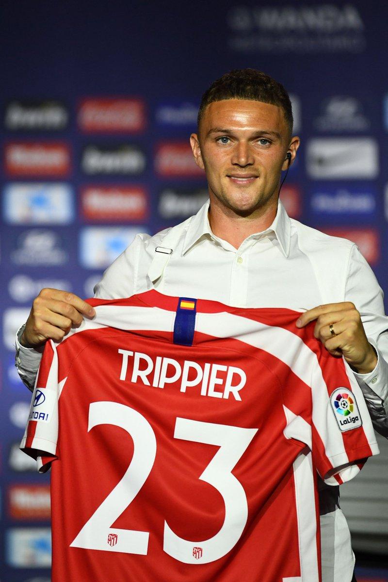 Official: Kieran Trippier resmi gabung Atletico Madrid dari Tottenham £20jt